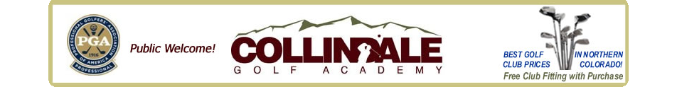 Collindale Golf Academy